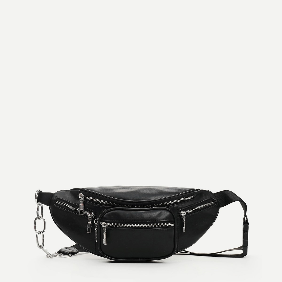 Zipper Bum Bag